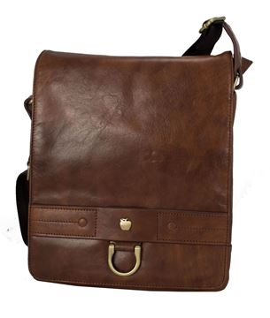 Εικόνα της   Δερμάτινη ανδρικη τσάντα- apl-003tampa
