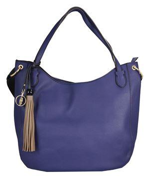 Εικόνα της  Γυναικεία τσάντα ώμου GUS-18s04 blue