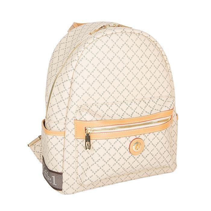 d5fb5199e4 Εικόνα της Μεσαία γυναικεία τσάντα πλάτης μπεζ 142030-3Μ