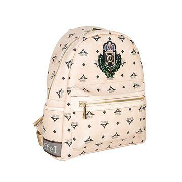 bc592f69d6 Εικόνα της Μεσαία γυναικεία τσάντα πλάτης μπεζ 36-142030-3MΖ