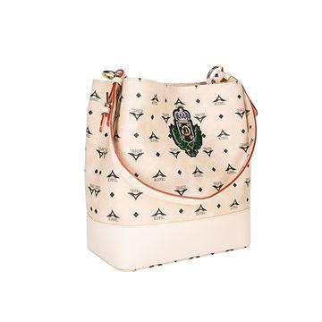 Εικόνα της  Γυναικεία τσάντα ώμου τύπου πουγκί ΜΠΕΖ 36-161006-1L