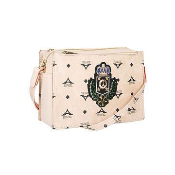 85ddf58416a Γυναικεία τσάντα χιαστί με φερμουάρ ΜΠΕΖ36- 181018-1MZ