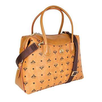Εικόνα της  Μεγάλη γυναικεία τσάντα ώμου Ταμπά 171-171025-