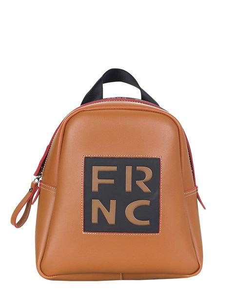 Εικόνα της  Γυναικεία τσάντα πλάτης ΤΑΜΠΑ 1201 FRNC