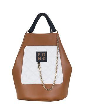 Εικόνα της   Γυναικεία τσάντα πλάτης-ώμου  ΤΑΜΠΑ 902 FRNC