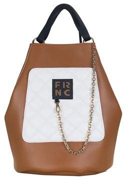 Εικόνα της Γυναικεία τσάντα πλάτης-ώμου  ΤΑΜΠΑ 903 FRNC