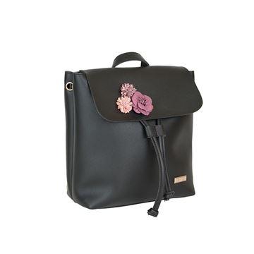 Εικόνα της     Γυναικεία τσάντα πλάτης -χιαστή- SAVIL 18-44 μαύρο