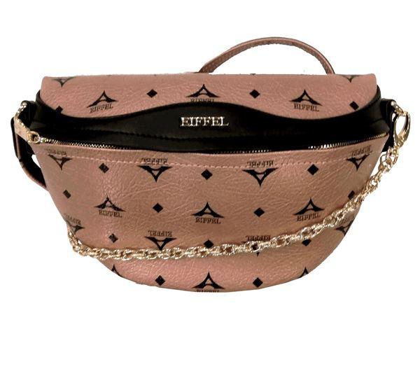 Εικόνα της  Γυναικεία τσάντα μέσης  ΜΠΡΟΝΖΕ 36-181015-1