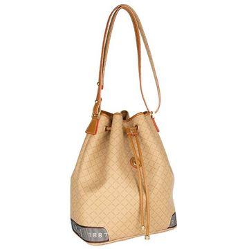Εικόνα της  Γυναικεία τσάντα ώμου πουγκί ΜΠΕΖ 171-10495-6