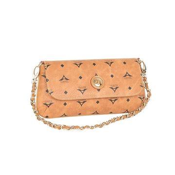 Εικόνα της Μικρή γυναικεία τσάντα πολυμορφική ταμπά  36-8910