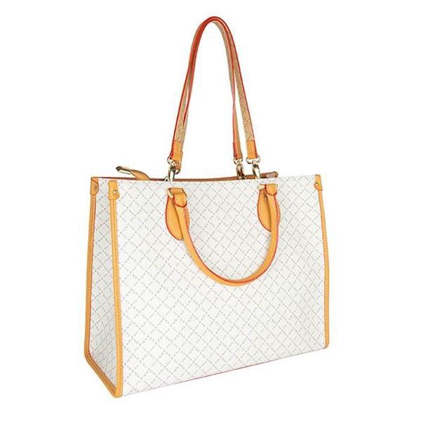 Εικόνα της   Γυναικεία  τσάντα διπλής όψεως χειρός-ώμου άσπρη-μπεζ Κωδικός: 171-191009-1S La Tour Eiffel