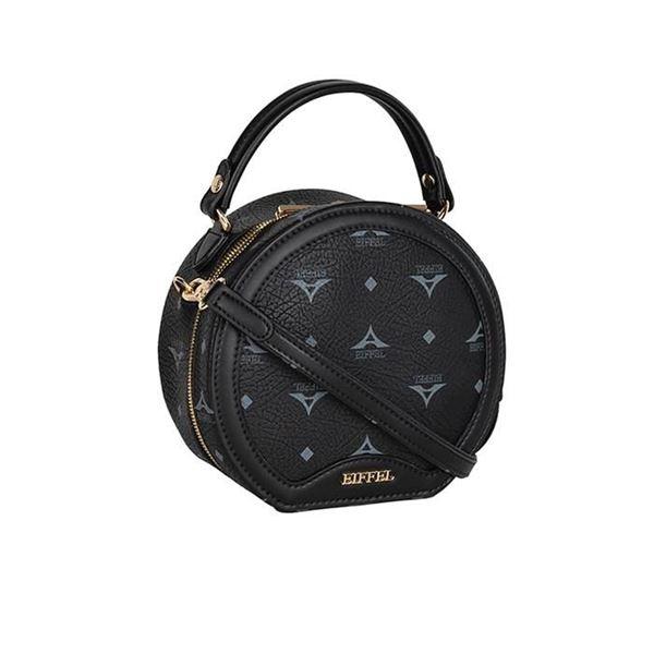 Εικόνα της  Γυναικεία τσάντα χειρός/χιαστί μαύρο 36-201012-1