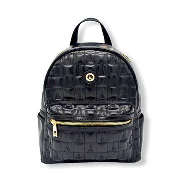Εικόνα της  Γυναικεία τσάντα πλάτης Μαύρο 737-142030-3Μ