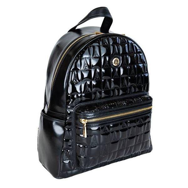 Εικόνα της  Γυναικεία τσάντα πλάτης Μαύρο 737-142030-3
