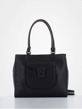 Εικόνα της    Γυναικεία τσάντα ώμου  BLACK  Marina Galanti 145SG3