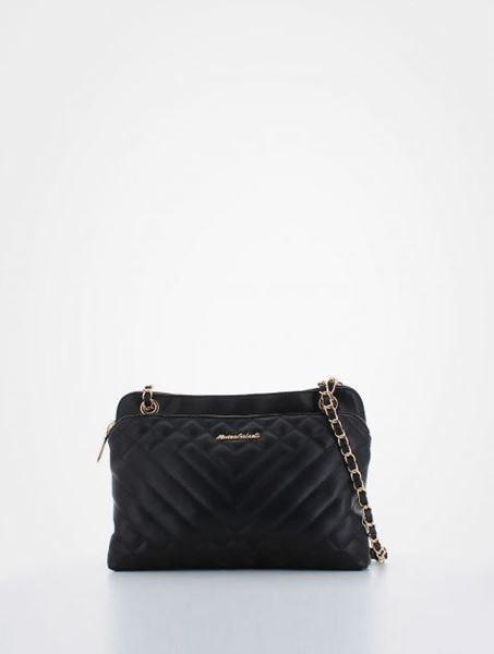 Εικόνα της  Γυναικεία τσάντα χιαστή-ώμου  BLACK M.GAL 138CY2
