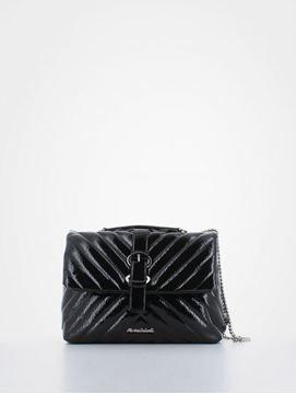 Εικόνα της  Γυναικεία τσάντα χιαστή-ώμου  BLACK M.GAL 164CL3