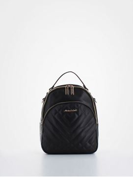Εικόνα της  Γυναικεία τσάντα πλάτης BLACK M.GAL 138BK1