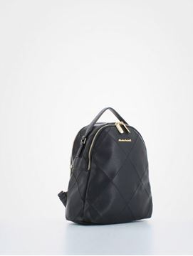 Εικόνα της   Γυναικεία τσάντα πλάτης BLACK M.GAL 160BK1
