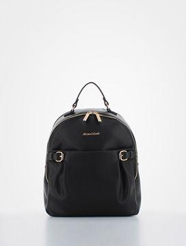 Εικόνα της   Γυναικεία τσάντα πλάτης BLACK M.GAL 141BK2