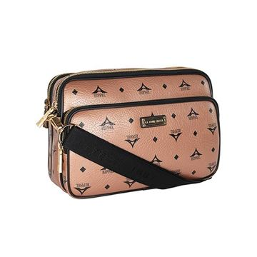 Εικόνα της  Γυναικεία τσάντα χιαστί μπρονζέ 36-112018-3 la tour eiffel