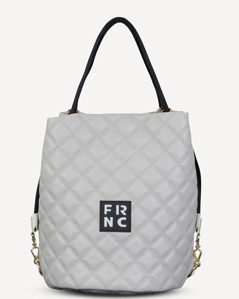 Εικόνα της  Γυναικεία τσάντα ώμου FRNC 1299  GREY