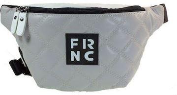 Εικόνα της  Γυναικεία τσάντα belt FRNC γκρι 1239Κ