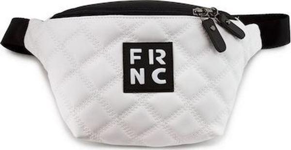 Εικόνα της  Γυναικεία τσάντα belt FRNC άσπρο1239Κ