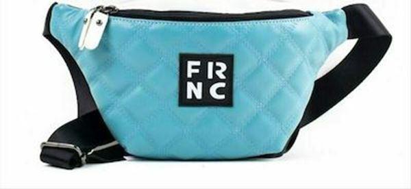Εικόνα της   Γυναικεία τσάντα belt FRNC σιέλ1239Κ