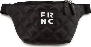 Εικόνα της  Γυναικεία τσάντα belt FRNC μαύρο 1239Κ