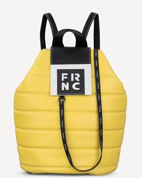 Εικόνα της  Γυναικεία τσάντα πλάτης FRNC 2135 κίτρινο