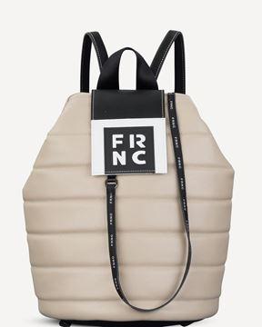 Εικόνα της  Γυναικεία τσάντα πλάτης FRNC 2135 Μπεζ