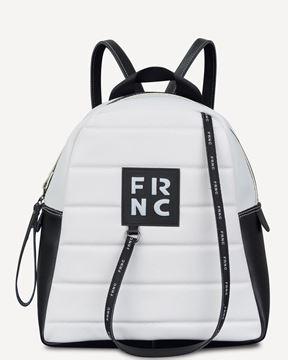 Εικόνα της    Γυναικεία τσάντα πλάτης FRNC 2132 άσπρο