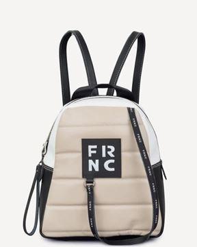 Εικόνα της  Γυναικεία τσάντα πλάτης FRNC 2131 beige