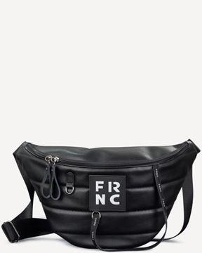 Εικόνα της  Γυναικεία τσάντα μέσης FRNC 2146 μαύρο