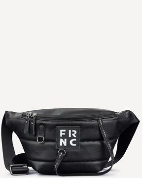 Εικόνα της  Γυναικεία τσάντα μέσης FRNC 2147 μαύρο