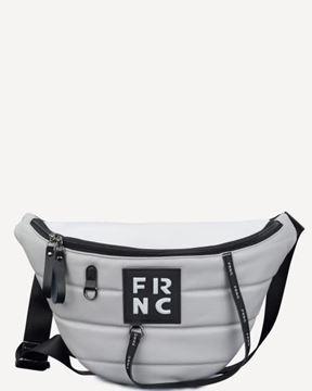 Εικόνα της  Γυναικεία τσάντα μέσης FRNC 2146 ΓΚΡΙ