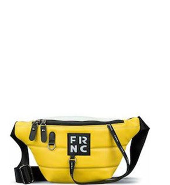 Εικόνα της  Γυναικεία τσάντα μέσης FRNC 2147 ΚΙΤΡΙΝΟ