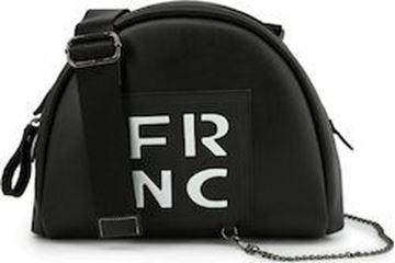 Εικόνα της Γυναικεία τσάντα χιαστή FRNC 1671 μαύρο