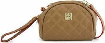 Εικόνα της Γυναικεία τσάντα χιαστή FRNC WALO42K beige