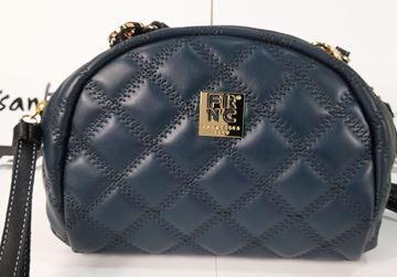 Εικόνα της  Γυναικεία τσάντα χιαστή FRNC WAL042K  petrol