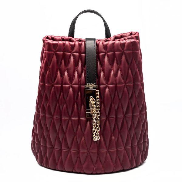 Εικόνα της Γυναικεία τσάντα πλάτης FRNC 3014 μπορντώ