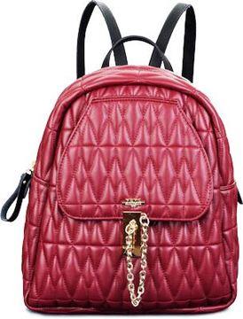 Εικόνα της   Γυναικεία τσάντα πλάτης FRNC 3011 bordeaux