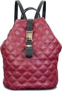 Εικόνα της Γυναικεία τσάντα πλάτης FRNC 1287 bordeaux