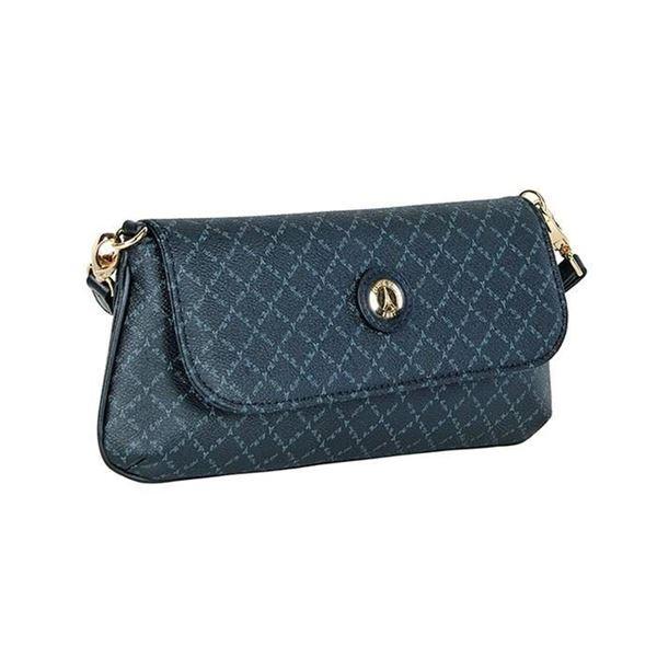 Εικόνα της   Μικρή γυναικεία τσάντα πολυμορφική  μαύρη 171-8910