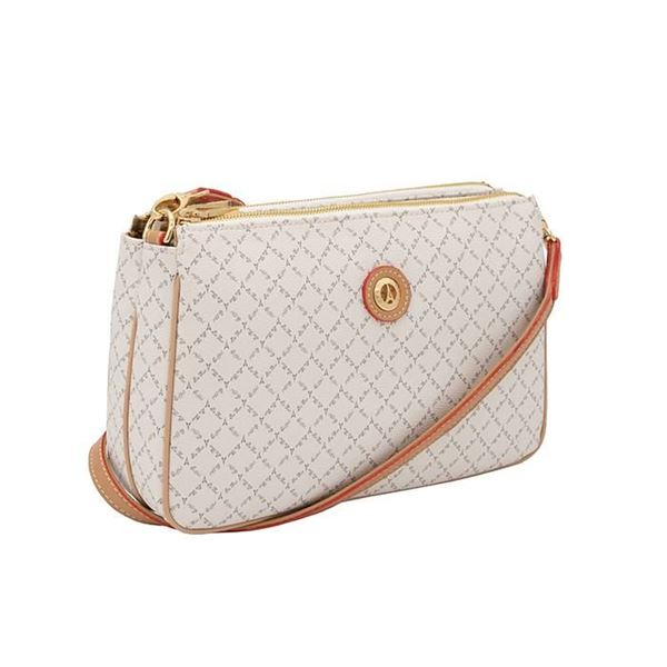 Εικόνα της   Γυναικεία τσάντα χιαστί άσπρη 171-111090-4Ε