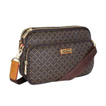Εικόνα της   Γυναικεία τσάντα χιαστί  ΚΑΦΕ 171-112018-3 la tour eiffel