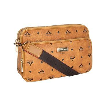 Εικόνα της  Γυναικεία τσάντα χιαστί ταμπά 36-112018-3 la tour eiffel