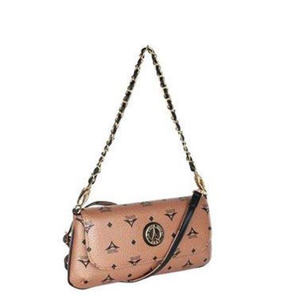 Εικόνα της  Μικρή γυναικεία τσάντα πολυμορφική Μπρονζέ 36-8910-EX