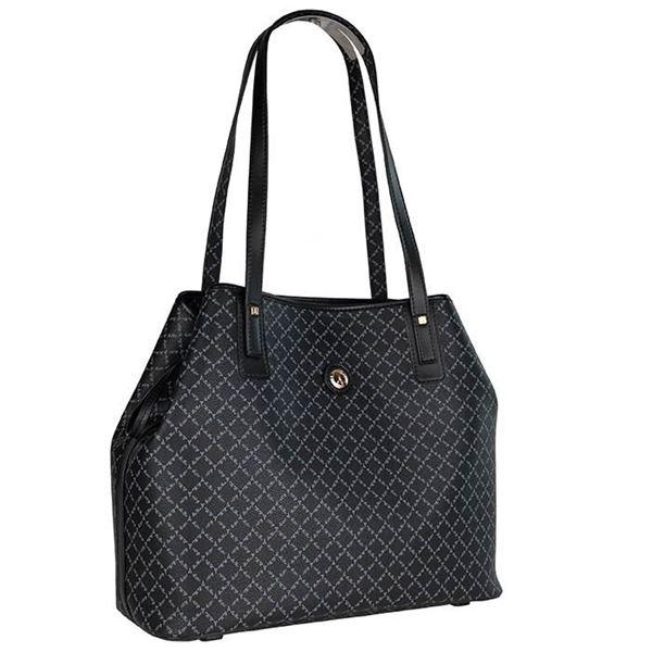 Εικόνα της  Γυναικεία τσάντα ώμου ΜΑΥΡΟ 171-171034-2Ε la tour eiffel